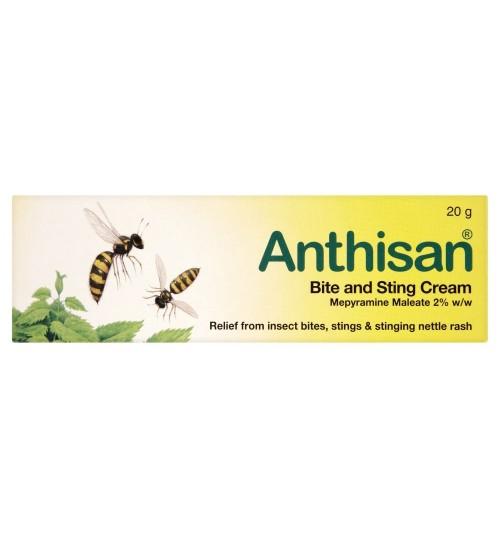 ANTHISAN BITE & STING CREAM 20