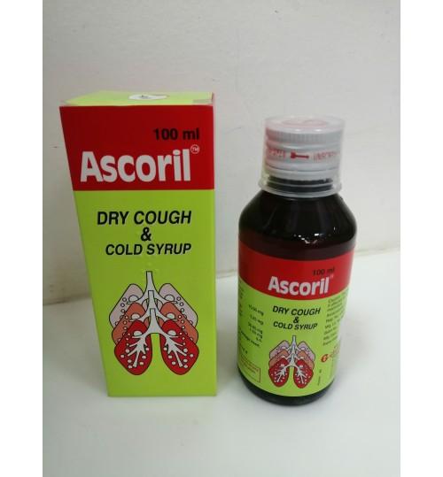 ASCORIL DRY COUGH 100ML